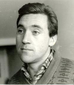 Высоцкий в 1965 году. Елена ЩЕРБАНОВСКАЯ, 1965