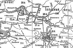 23 ноября 1942 года полк получил приказ на поддержку 920 стрелкового корпуса и 13 октября 1942 года полк